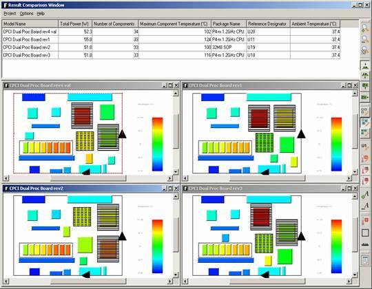 flotherm.pcb---专业的电路板级电子散热分析软件